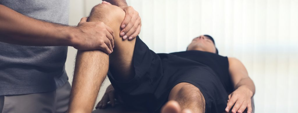 At Home Knee Pain Treatment