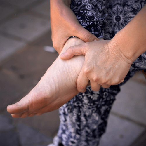 Neuropathy can stop you from spending time with your family and friends.