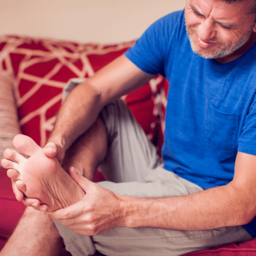 Don't let neuropathy let you stop living the life you deserve.