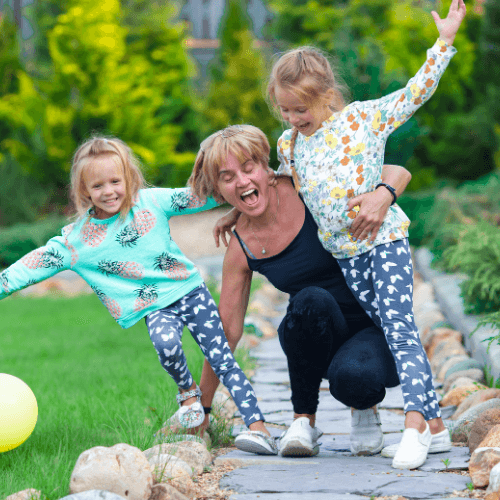 Spend more time with your family thanks to cutting edge treatments.