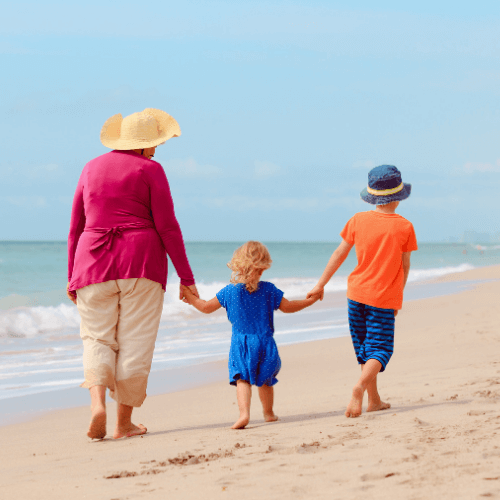 Enjoy time with your family with our cutting edge knee pain and neuropathy treatments.