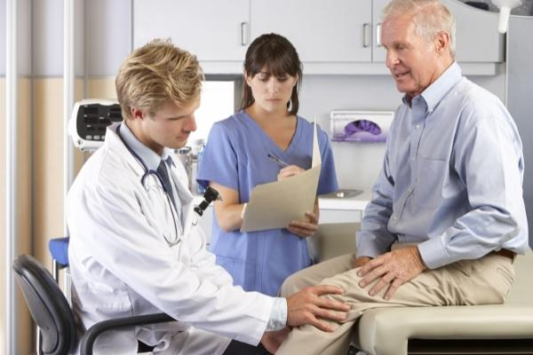 when to worry about knee pain